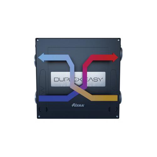 Duplex 400 Easy rekuperators ar skārienjūtīgu vadības pulti. 430 m3/h