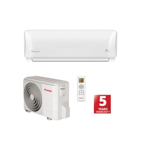 Gaisa kondicionieris Inventor Aria WiFi 30m2-80m2 telpām.(pēc izvēles)