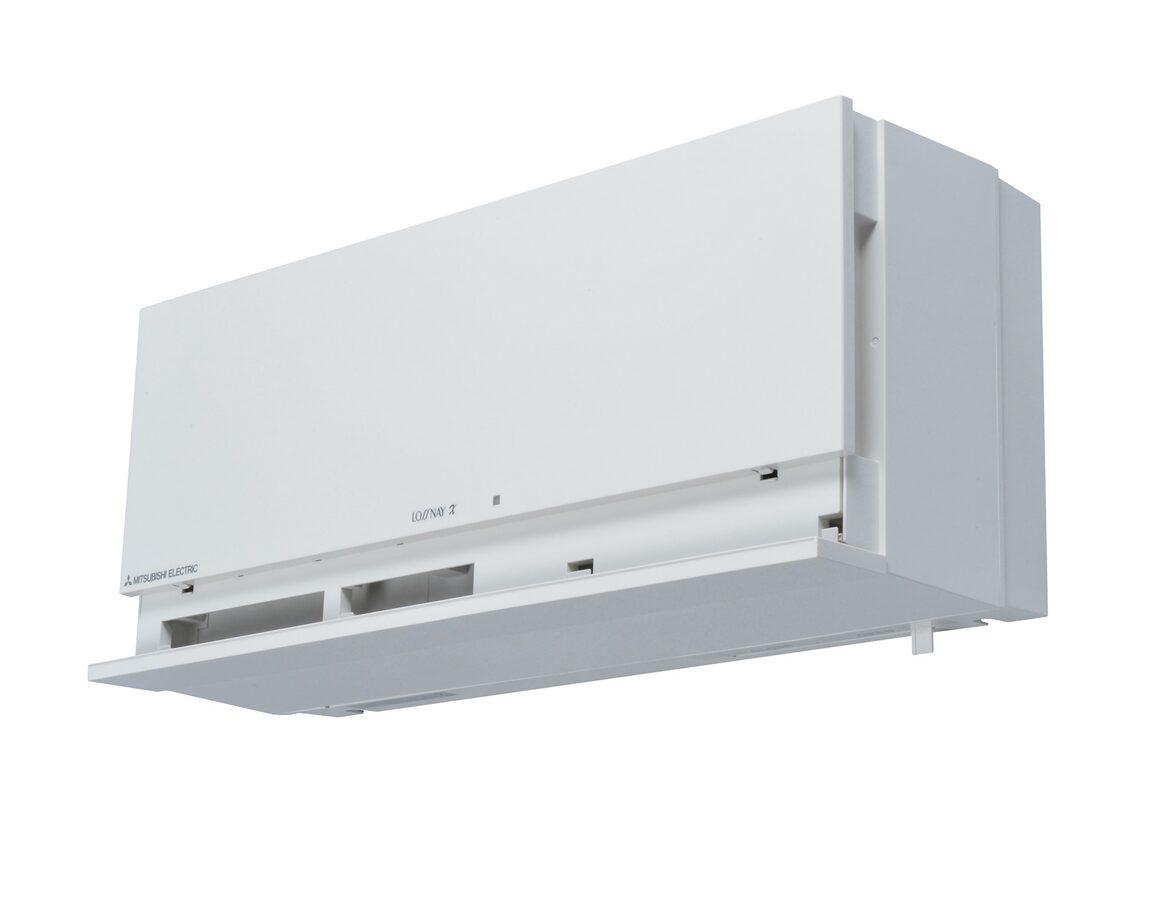 Mini rekuperators LOSSNAY VL-100U5-E  105m3/h