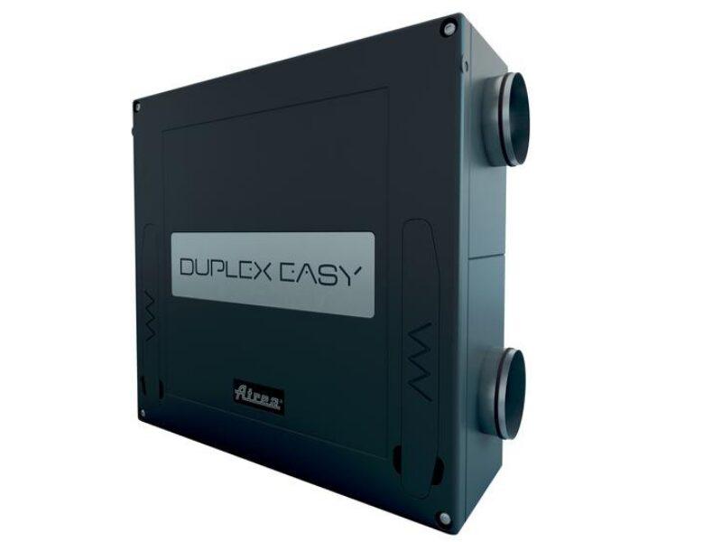 Rekuperatīvās ventilācijas sistēmas komplekts ar rekuperatoru EASY 400